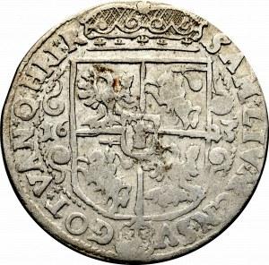 Zygmunt III Waza, Ort 1623, Bydgoszcz - rzadkość