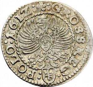 Zygmunt III Waza, Grosz 1612, Kraków - nieopisany 1612