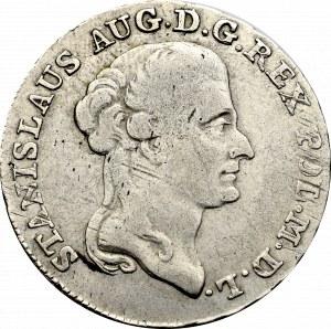 Stanisław August Poniatowski, Dwuzłotówka 1788