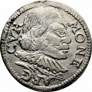 Kurlandia, Wilhelm Kettler, Trojak 1598, Mitawa - nieopisany