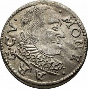 Kurlandia, Wilhelm Ketller, Trojak 1599, Mitawa