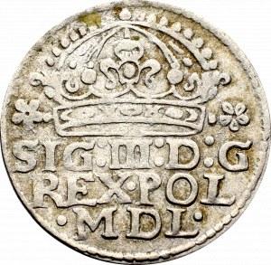 Zygmunt III Waza, Grosz 1613, Kraków - nieopisany 1•6•13