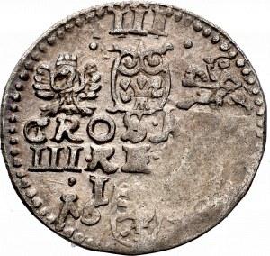 Zygmunt III Waza, Trojak 1601, Lublin