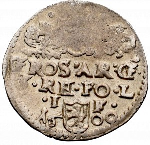 Zygmunt III Waza, Trojak 1600, Lublin