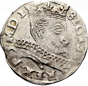 Zygmunt III Waza, Trojak 1597, Wschowa