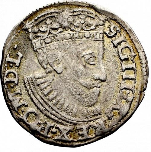 Zygmunt III Waza, Trojak 1589, Poznań