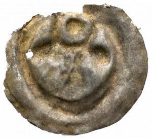 Pomorze, Świętopełk II, Brakteat głowa wołu
