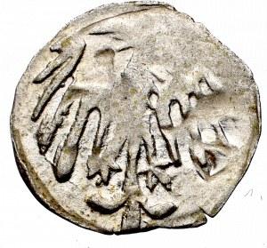 Śląsk, Hrabstwo Kłodzkie, Jerzy z Podiebradu, Halerz ok. 1460 roku