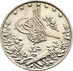 Egipt, Abdul Hamid II, 1 qirsh 1907