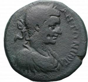 Prowincje Rzymskie, Mezja, Elagabal, Ae26 Nikopolis ad Istrum