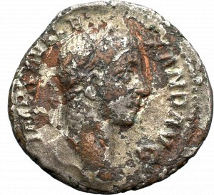 Cesarstwo Rzymskie, Aleksander Sewer, Denar subaerat