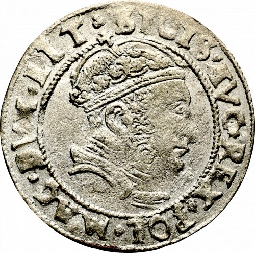 Zygmunt II August, Grosz 1546, Wilno - LIT/LITVA