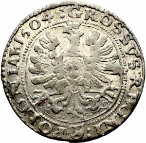 Zygmunt III Waza, Grosz 1604, Kraków - nieopisany POL/REGNI: