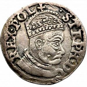 Stefan Batory, Trojak 1579, Olkusz
