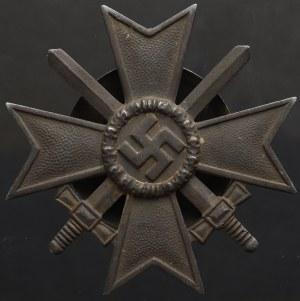 III Rzesza, Krzyż KVK I klasy - rzadkość na zakrętkę