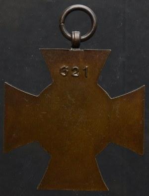 Niemcy, Krzyż pamiątkowy za I Wojnę Światową - G21