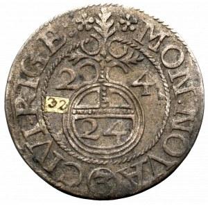 Szwedzka okupacja Rygi, Gustaw Adolf, Półtorak 1624