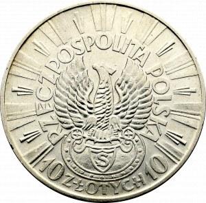 II Rzeczpospolita, 10 złotych 1934 Strzelecki