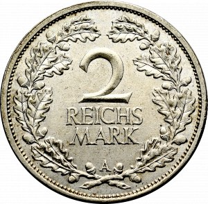 Niemcy, 2 marki 1926 A Berlin