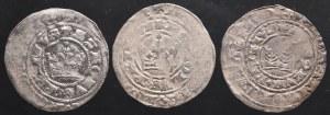Czechy, Karol IV Luksemburski, Grosz praski (3 sztuki)