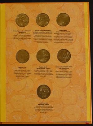III RP, komplet kolekcjonerskich monet 2 złote 2012