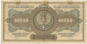 II RP, 10000 marek polskich 1922 H