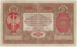 II RP, 1000 marek polskich 1916, Generał