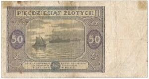 PRL, 50 złotych 1946 M