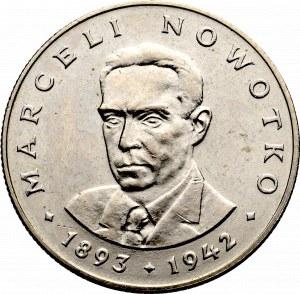 PRL, 20 złotych 1983 Nowotko