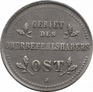 Ober-Ost, 1 kopiejka 1916 J