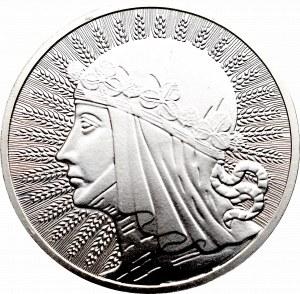 III RP, uncja srebra