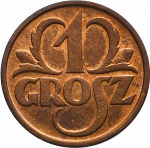 II Rzeczpospolita, 1 grosz 1933