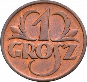 II Rzeczpospolita, 1 grosz 1925