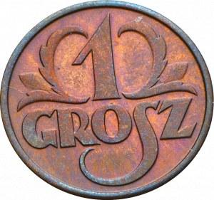 II Rzeczpospolita, 1 grosz 1930