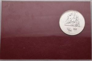Norwegia, Medal 1100 lat