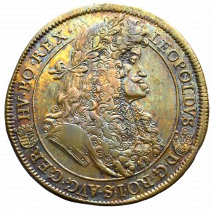 Węgry, Leopold I, Talar 1691