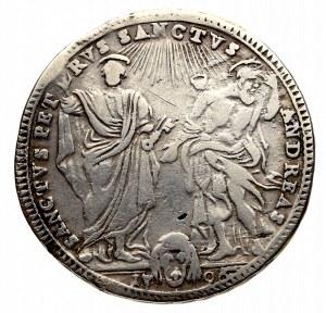 Papiestwo, Pius VI, Testone 1796
