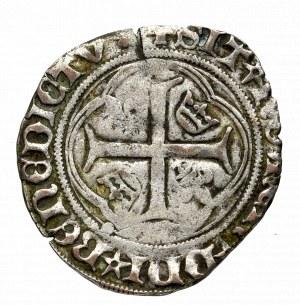 Francja, Karol VII, Blanc
