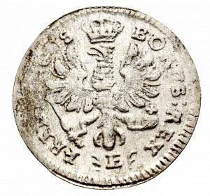 Prusy Książęce, Dwugrosz 1752, Królewiec