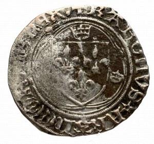 Francja, Karol VI, Blanc