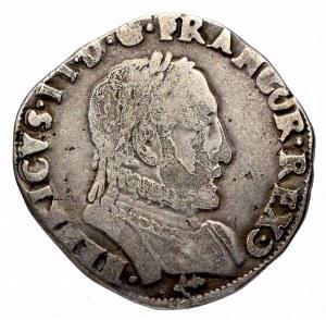 Francja, Henryk II, Teston 1562
