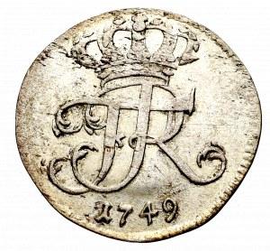 Niemcy, Fryderyk II, 1/48 talara 1749