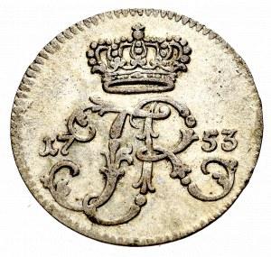 Niemcy, Fryderyk II, 1/48 talara 1753