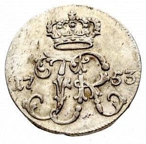 Niemcy, Fryderyk II, 1/24 talara 1753, Berlin