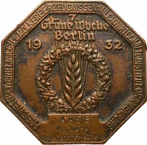 Niemcy, Medal Berlin 1932