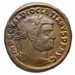 Cesarstwo Rzymskie, Dioklecjan, Follis, Heraklea