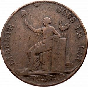 Francja, Medal 1791