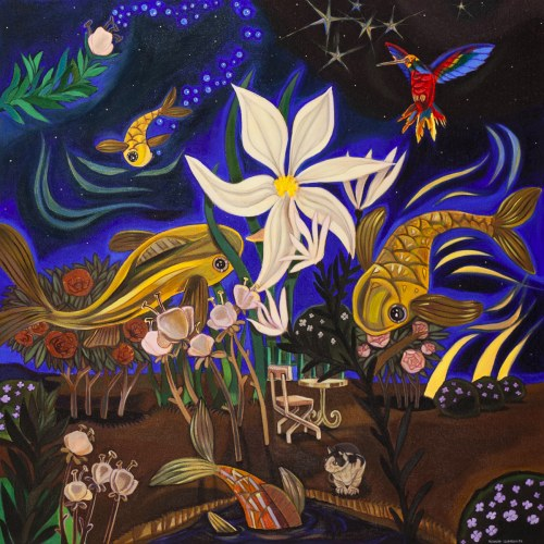 Michalina Czurakowska, Dream Garden, 2020