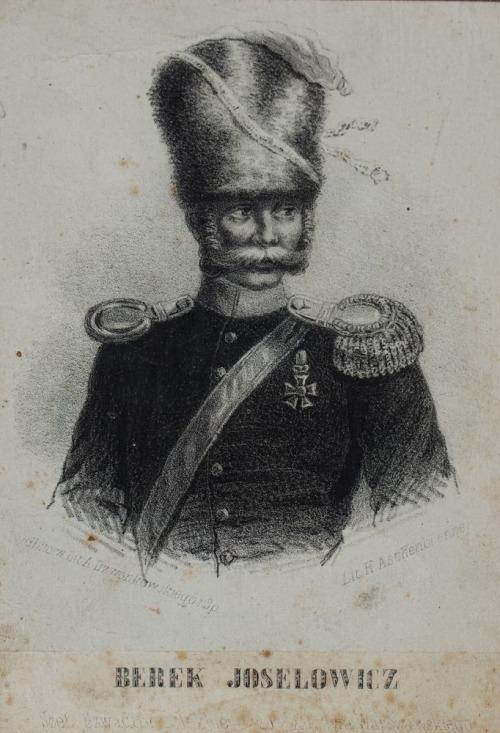 Henryk ASCHENBRENNER, BEREK JOSELEWICZ, ok. 1860