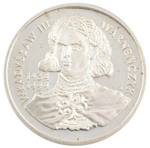 200000 zł, Władysław III Warneńczyk, 1992